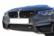 Zunsport Black Front Grille Set For Bmw M3 And M4 F80 F82 F83