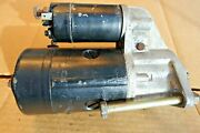Porsche 914 Starter/solenoid - From 1973 Model - Bench Tested - Works Great