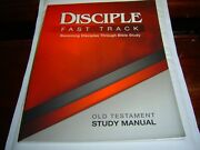 Vg Cond Disciple Fast Track Becoming Disciples Through Bible Study 2016
