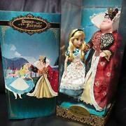 Alice In Wonderland Limited Doll Disney Figurine F/s From Japan