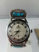 Omega Constellation Automatic Pai Pan Dial Rare Working Nice Collector Watch