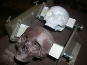 Skull Carving Duplicator- Will Perfectly Copy Any Skull Up To 8 In Diameter