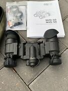 Agm Andndash Nvg-40 Complete Night Vision Goggle Kit Without Tubes