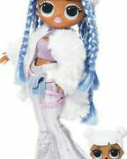Lol Surprise Winter Disco Omg Snowlicious Fashion Dolls Japan Vers Doll And Sister