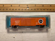 N Scale Bessemer And Lake Erie Freight Car In Box