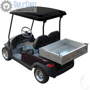 Golf Cart Top - 54 Black Roof Top Assembly For Ez-go Rxv
