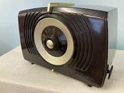 1950 Rca Little Master Iv Tube Radio With Bluetooth And Fm Options