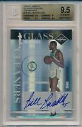 Bill Russell 2010-11 Panini Limited Glass Cleaners Signatures Auto /25 Bgs 9.5