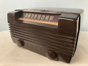 1947 Rca Little Master Ii Tube Radio With Bluetooth And Fm Options