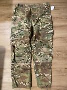 Advanced Army Combat Pants Multicam Ocp Size Large/reg 82nd 101st Mountain Ops