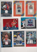 Bb Collection Break Vintage Rookies Inserts Lot 20 U Pick-30 Off On 4+