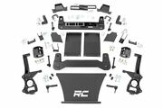 Rough Country 6 Lift Kit Fits 2019-2020 Gmc Denali Sierra 1500 4wd | Knuckle
