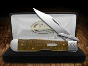 Case Xx Cheetah Knife Stone Wall Antique Bone 1/500 Stainless Pocket Knives
