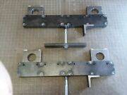 Sportster And Big Twin Bottom Frame Rail Locator Jig Fixture For Building And Repair