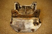 Oem 1967 Corvette Rear End Differential Cover Hd Posi Positraction Dated H 25 6