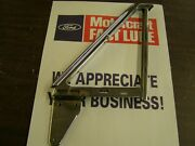 Nos Oem Ford 1960 1961 1962 Galaxie 500 Wing Vent Frame Fastback + Convertible