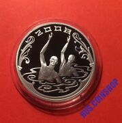 3 Roubles 2008 Russia Xxixth Olympic Summer Games Beijing Silver Proof