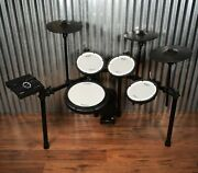 Roland Td-17kvx V-drums Electronic Drum Kit And Mds Compact Drum Stand