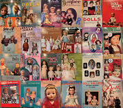 Doll Collector Reference Books -your Choice- Free Shipping - Quantity Discounts