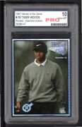 1997 Woods Heroes Of The Game Rookie Card Pro 10 Gem Mint Diamond Ed. Must See
