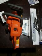 Husqvarna Chainsaw 439 New With 14 Bar And Chain