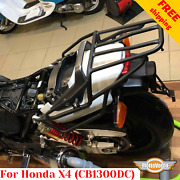 For Honda X4 1300 Rack Luggage System X4 Sc38 Rear Rack Side Carriers For Bags