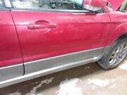 06 07 08 Forester Passenger Front Door Electric Red 2500391