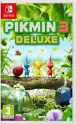 Pikmin 3 Deluxe - Nintendo Switch [action Adventure Strategy] New