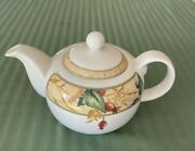 Royal Doulton Edenfield Expressions Teapot W/ Lid 4 1/8 Near Mint Condition
