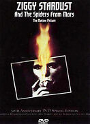 Ziggy Stardust And The Spiders From Mars The Motion Picture Dvd, 2003