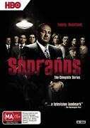 The Sopranos The Complete Series Seasons 1 - 6 1999 [new Dvd]