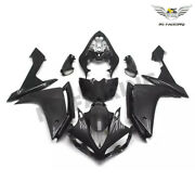 Nt Injection Complete Fairing Kit Fit For Yamaha 2007-2008 Yzf R1 Black Abs G045