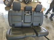 2018-2019 Jeep 4dr Wrangler Rubicon 2nd Seat Rear Seat