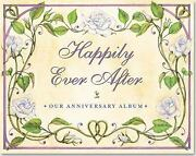 Happily Ever After Our Wedding Anniversary Album Wedding Album, Wedding...