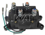 New Atv Winch Solenoid Relay Switch For Warn 2000 2500 3000 4000 Lb