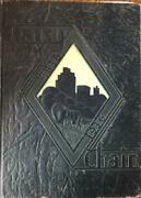 Lucian Youngblood- Super Rare 1946 High School Yearbook Signed