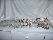 Vintage 78 Pc Set 1847 Rogers Is Eternally Yours Silver Plate Flatware Nice