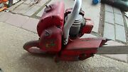 1957 Homelite Ez Chainsaw 82cc.andnbsp Used.andnbsp Not Sure If It Runs.