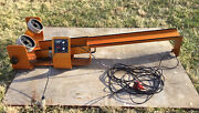 Volleyball Sports Tutor Training Equipment Electric Thrower Gold - Works Great