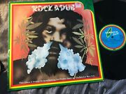 Rock A Dub Page One 1979 Lp Bunny Lee Germany Vinyl Jamaica Sounds King Tubby Nm