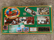 Vintage 1999 Christmas Magic Express Collectible Train Set 5410 Toy State New