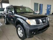 Automatic Transmission 06 Pathfinder 4x2 W/o Off Road Package 3762304