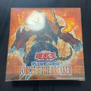 Yu-gi-oh Rare Out The Breaker Unopened Rare Collectible Cards Original F/s Jpn