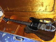 Fender Japan Tl-rose Bigsby Installed Electric Guitar Used Original F/s From Jp