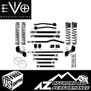 Evo Mfg Hd 4.5 Enforcer Overland Stage 4 Plus For And03920-current Jeep Gladiator Jt