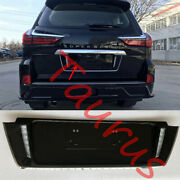 Rear License Plate Replace With Led Backup Light For Lexus Lx570 Lx450d 08-2018