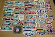 Lot Stp Richard Petty Racing Decal Stickers Plymouth Dodge Son Of A Gun 1992 X43
