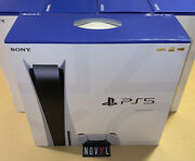 New Sony Playstation 5 Ps5 Console Disc Version ✅ In Hand 📦 Ships Free