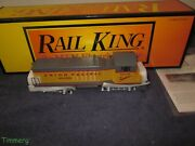 Mth 30-2138-0 Railking Union Pacific Nw-2 Switcher Diesel Engine Cab 1050
