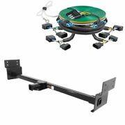 Curt Rv Trailer Hitch W/ 3,500 Gtw And Rv Wiring Harness For 09-14 F-150